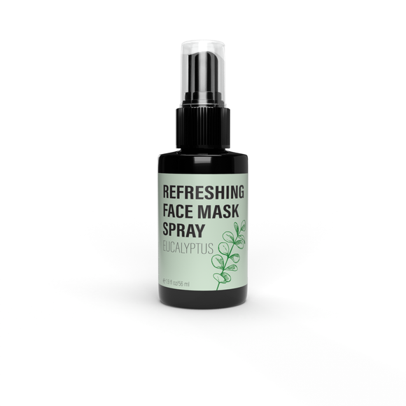 Refreshing Face Mask Spray Eucalyptus