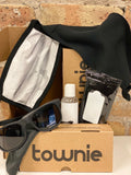 Seattle Skyline Sunglasses City Survival Kit