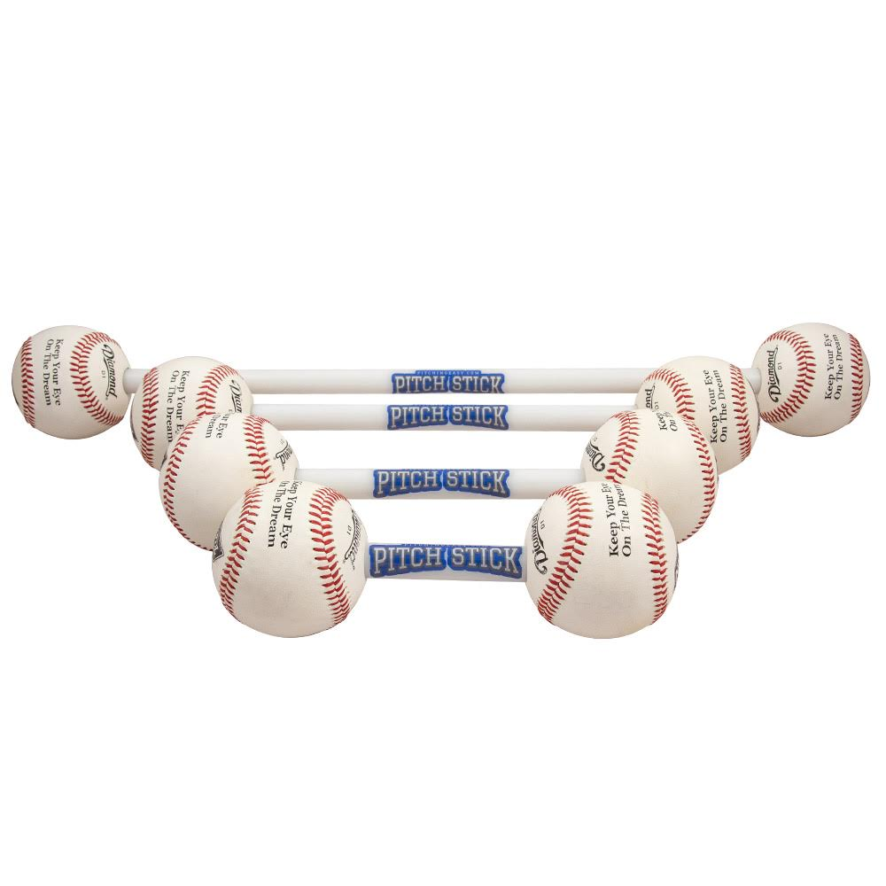 Coaches Pitch Stix Package