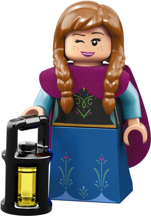 Anna - Series 2 Disney LEGO Minifigure (2019)