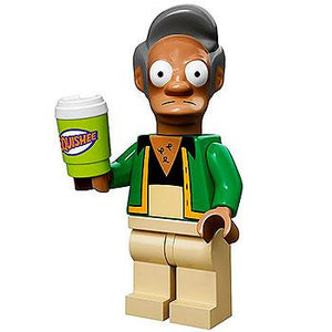 Apu Nahasapeemapetilon - Series 1 The Simpsons Minifigure (2014)