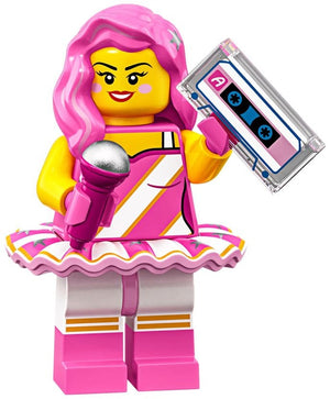 Candy Rapper - The LEGO Movie 2 Minifigure (2019)