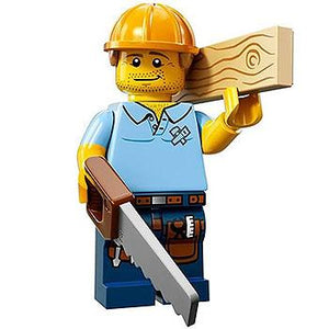 Carpenter - Series 13 LEGO Minifigure (2015)