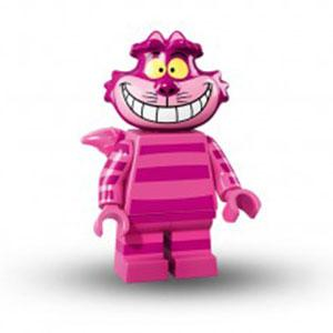 Cheshire Cat - Series 1 Disney LEGO Minifigure (2016)