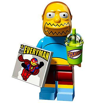 Comic Book Guy - Series 2 The Simpsons Minifigure (2015)