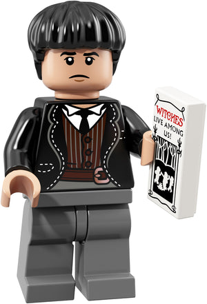 Credence Barebone - Series 1 Harry Potter LEGO Minifigure (2018)