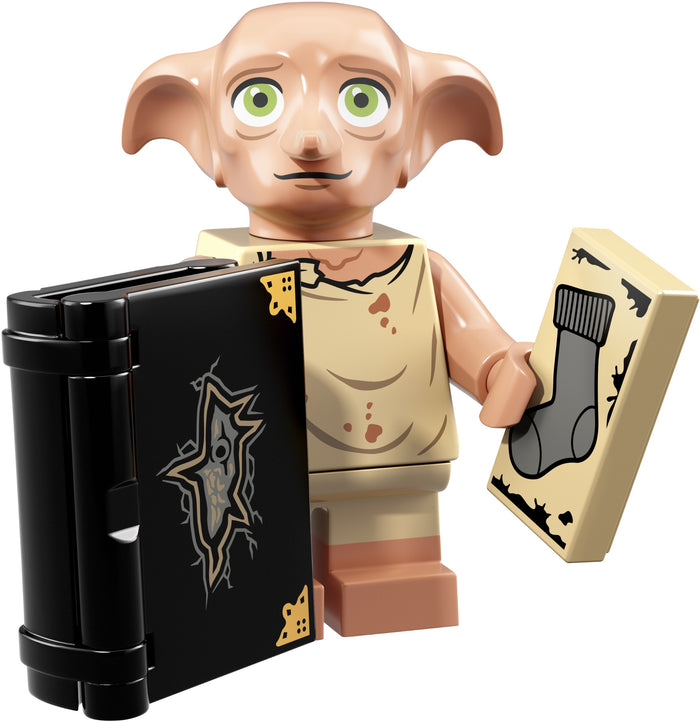 Dobby - Series 1 Harry Potter LEGO Minifigure (2018)