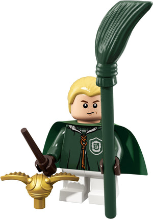 Draco Malfoy - Series 1 Harry Potter LEGO Minifigure (2018)