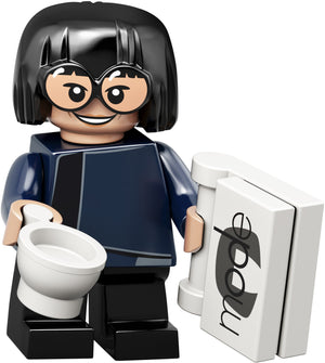 Edna Mode - Series 2 Disney LEGO Minifigure (2019)