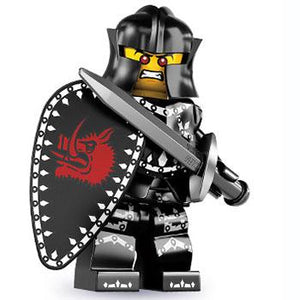 Evil Knight - Series 7 LEGO Minifigure (2012)