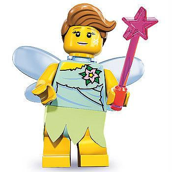 Fairy - Series 8 LEGO Minifigure (2012)