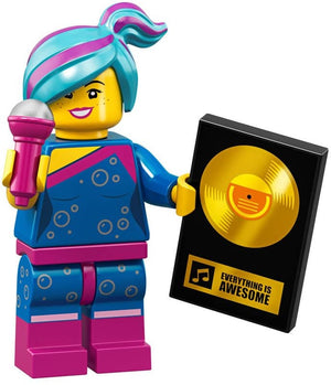 Flashback Lucy - The LEGO Movie 2 Minifigure (2019)