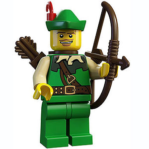 Forestman - Series 1 LEGO Minifigure