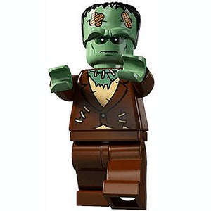 The Monster - Series 4 LEGO Minifigure (2011)