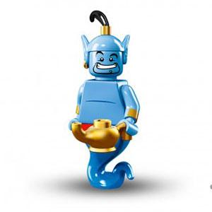 Genie - Series 1 Disney LEGO Minifigure (2016)