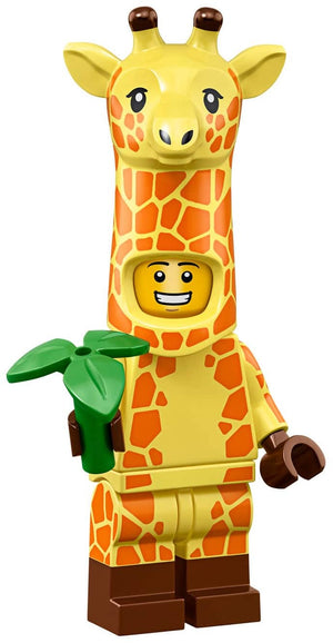 Giraffe Guy - The LEGO Movie 2 Minifigure (2019)