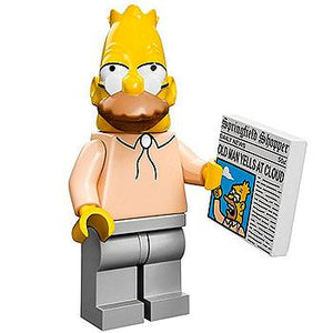 Grampa Simpson - Series 1 The Simpsons Minifigure (2014)