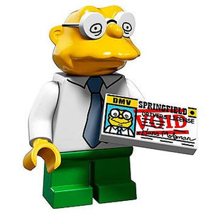 Hans Moleman - Series 2 The Simpsons Minifigure (2015)