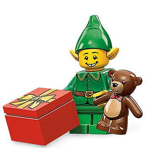 Holiday Elf - Series 11 LEGO Minifigure (2013)