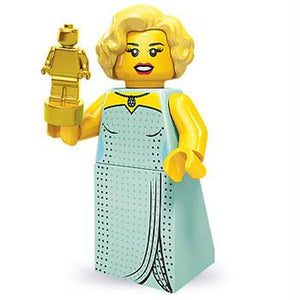 Hollywood Starlet - Series 9 LEGO Minifigure (2013)