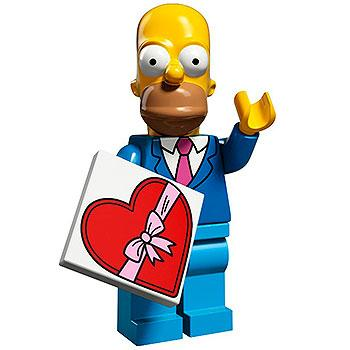 Homer - Series 2 The Simpsons Minifigure (2015)
