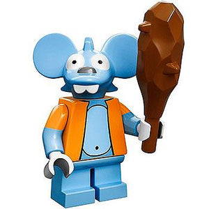 Itchy - Series 1 The Simpsons Minifigure (2014)