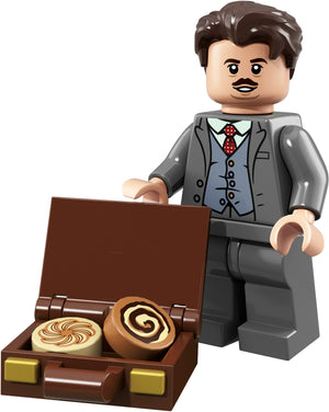 Jacob Kowalski - Series 1 Harry Potter LEGO Minifigure (2018)