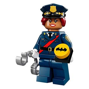 Barbara Gordon - Series 1 LEGO Batman Movie Minifigure (2017)