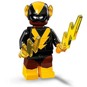 Black Vulcan - Series 2 LEGO Batman Movie Minifigure (2018)