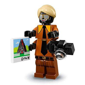 Flashback Garmadon - Series 1 LEGO Ninjago Movie Minifigure (2017)