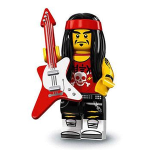 Gong & Guitar Rocker - Series 1 LEGO Ninjago Movie Minifigure (2017)