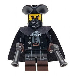 Highwayman - Series 17 LEGO Minifigure (2017)