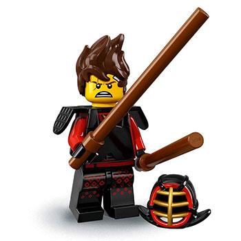 Kai Kendo - Series 1 LEGO Ninjago Movie Minifigure (2017)