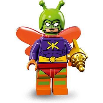 Killer Moth - Series 2 LEGO Batman Movie Minifigure (2018)