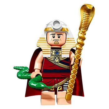 King Tut - Series 1 LEGO Batman Movie Minifigure (2017)