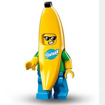 Banana Guy - Series 16 LEGO Minifigure (2016)