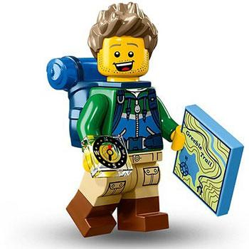 Hiker - Series 16 LEGO Minifigure (2016)