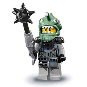 Shark Army Angler - Series 1 LEGO Ninjago Movie Minifigure (2017)