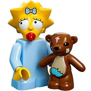 Maggie Simpson - Series 1 The Simpsons Minifigure (2014)