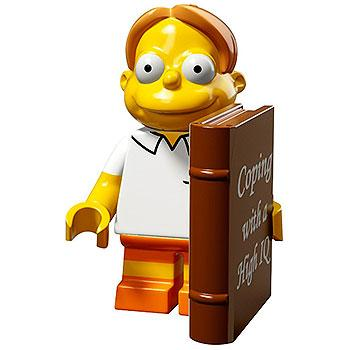 Martin - Series 2 The Simpsons Minifigure (2015)