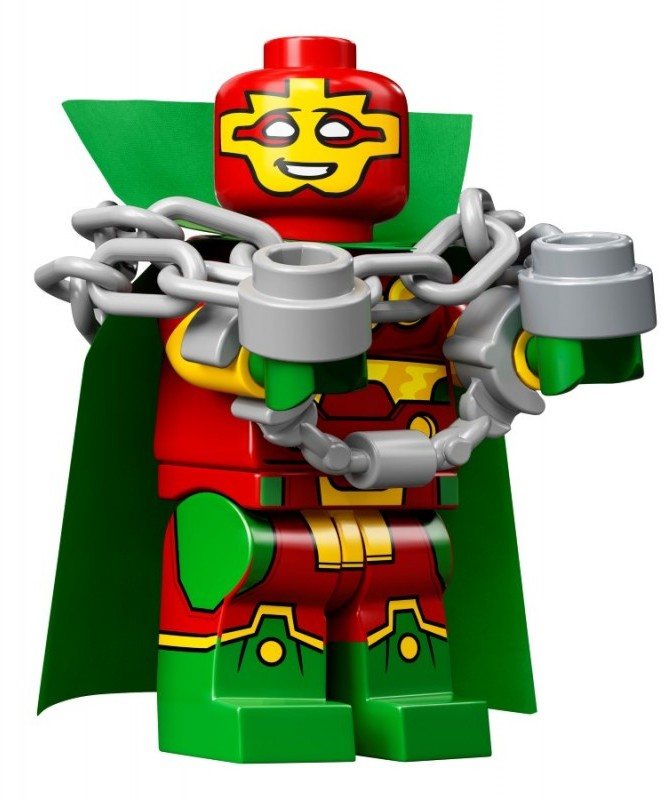 Mister Miracle - Series 1 DC Comics Minifigure (2020)