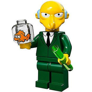 Series 1 The Simpsons LEGO Minifigures