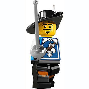 Musketeer - Series 4 LEGO Minifigure (2011)