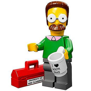 Ned Flanders - Series 1 The Simpsons Minifigure (2014)