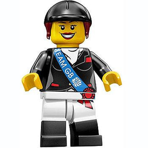 Horseback Rider - Series Olympic Team GB LEGO Minifigure (2012)