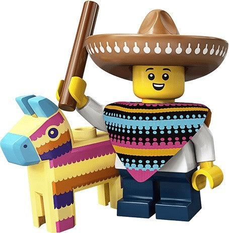 Pinata Boy - Series 20 LEGO Minifigure (2020)