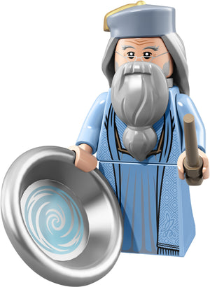 Professor Albus Dumbledore - Series 1 Harry Potter LEGO Minifigure (2018)