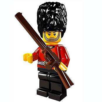 Royal Guard - Series 5 LEGO Minifigure (2011)