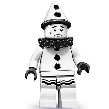 Sad Clown - Series 10 LEGO Minifigure (2013)