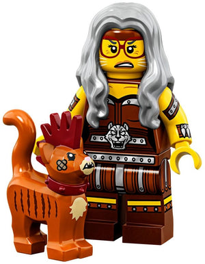 Sherry Scrathen-Post & Scarfield - The LEGO Movie 2 Minifigure (2019)